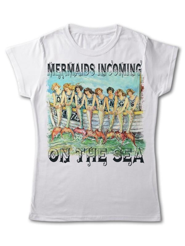 Mermaid Incoming