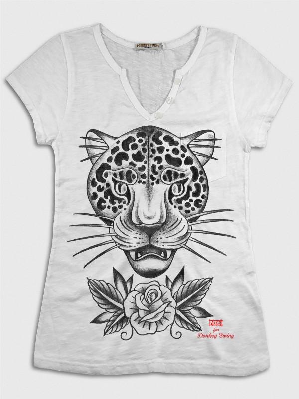Tattoo Leopard