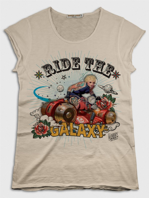 Ride the Galaxy