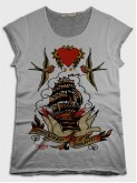 Old School Sailing Ship