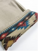 Levi's 501 jeans with Navajo design
