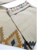 Levi's 551 jeans with Navajo design